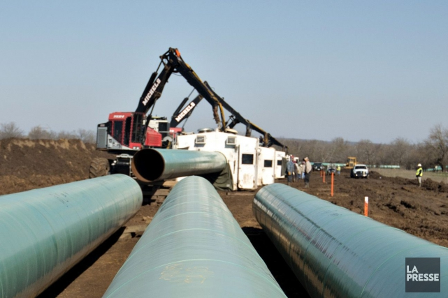 Le projet d'oléoduc Énergie Est suscite des inquiétudes.... (Archives La Presse)