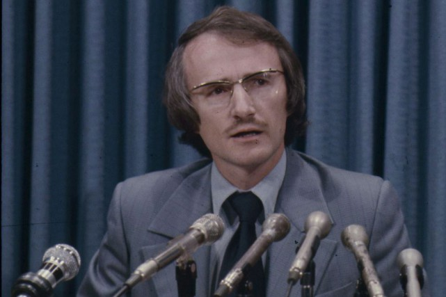 Roger Tassé est un des plus grands sous-ministres... (Archives La Presse canadienne)