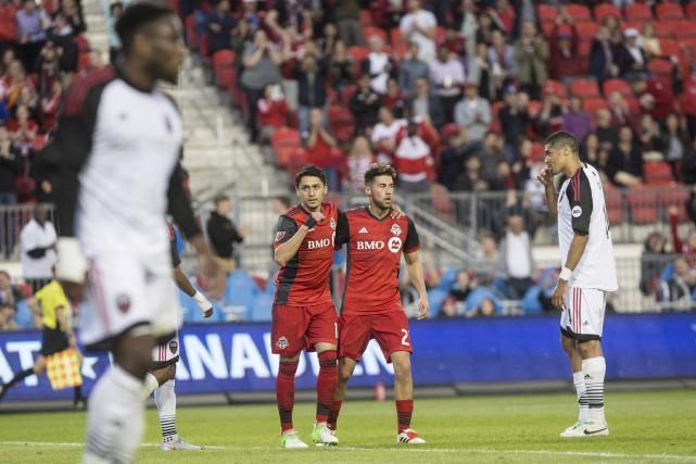 Le Fury d'Ottawa s'est incliné 4-0 devant le... (Archives, La Presse canadienne)