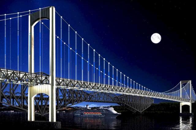 Selon le concept proposé par l'architecte GuySimard, le... (Image fournie par Guy Simard architecte et Graph Synergie)