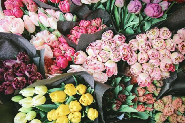 Les bouquets de la fête des Mères de... (Photo tirée du compte Facebook de Prairies)