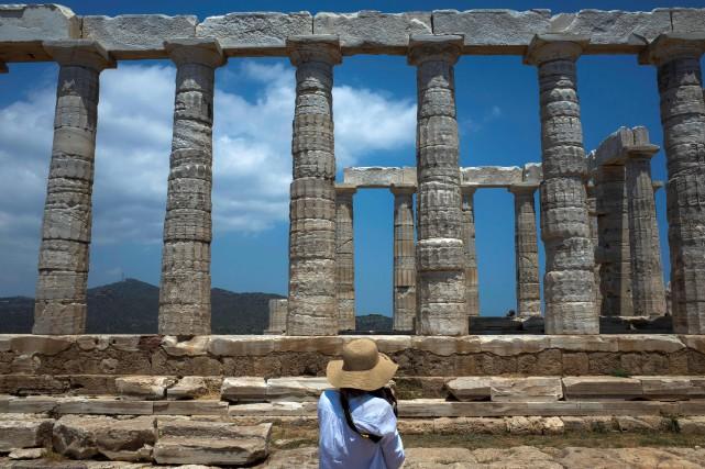 Le temps presse pour la Grèce, qui a... (AFP)