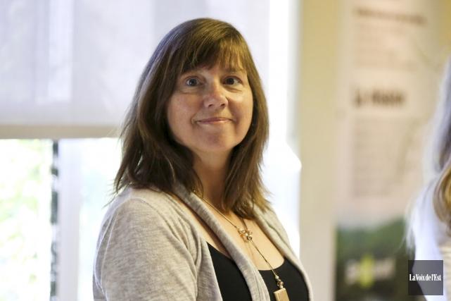 Conseillère municipale depuis 2009, Diane Perron (notre photo)... (archives La Voix de l'Est)