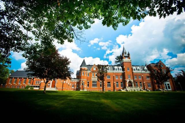 L'Université Bishop's voit sa subvention bondir de 19%,une... (PHOTO LA TRIBUNE)