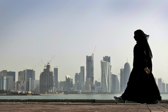 Doha, capitale du Qatar... (PHoto archives AP)