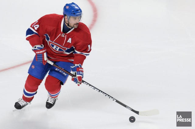 Tomas Plekanec a encore des admirateurs, dont le... (Photo Bernard Brault, Archives La Presse)