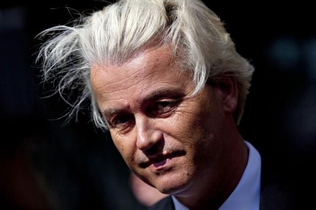 Geert Wilders est le chef du Parti de... (ARCHIVES AP)