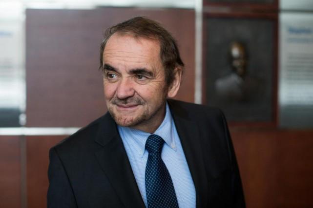 Michel Nadeau, directeur général de l'Institut sur la... (Photo Olivier PontBriand, Archives La Presse)