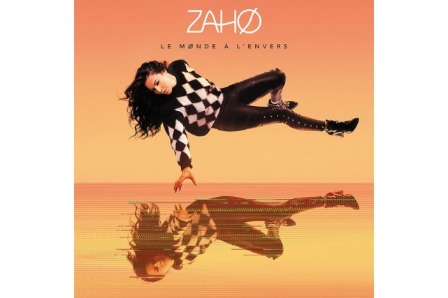 Zaho n'a certes rien inventé dans la manière d'écrire un texte de chanson pop... (Image fournie apr Parlophone/Warner Musique)