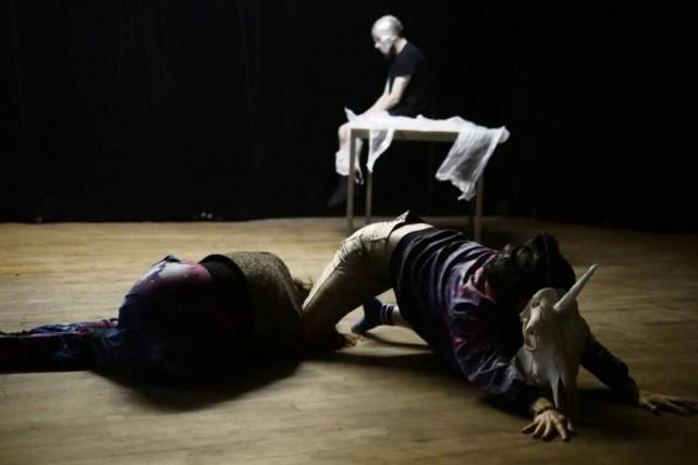 Quatuor pour la fin du tempsest présenté ce... (Photo fournie par la compagnie BOP)