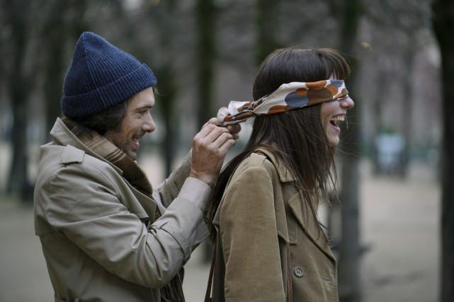 Partenaires dans la vie comme à l'écran, Nicolas... (Fournie par MK2-Mile End)