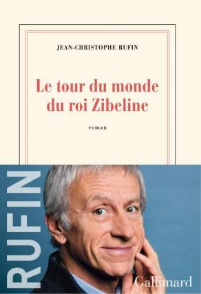 Le tour du monde du roi Zibeline, deJean-Christophe... (Image fournie par Gallimard)