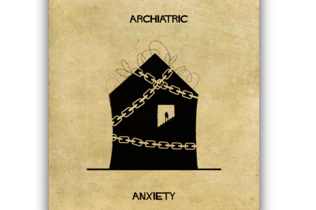 Dans une série baptiséeArchiatric, le designer et architecteFederico...