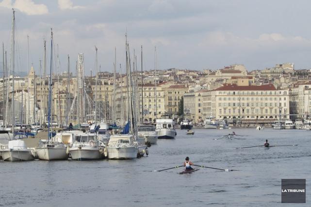Un des principaux attraits touristiques de Marseille est... (La Tribune, Jonathan Custeau)