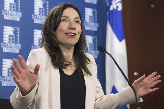 Le lien de confiance semble avoir été rétabli... (Archives La Presse canadienne, Jacques Boissinot)