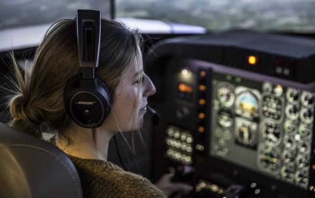 Au cours des dernières années, Grondair Aviation misait... (fournie par Grondair Aviation)