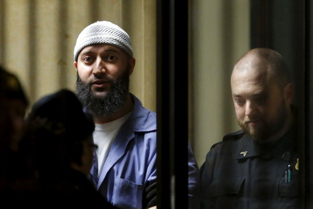 Serial dresse un portrait d'Adnan Syed collant peu à l'image... (ARCHIVES REUTERS)