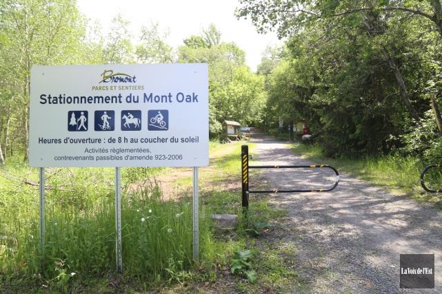 Un cycliste est décédé mercredi soir après avoir... (Janick Marois, La Voix de l'Est)
