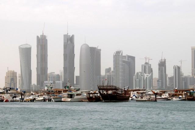Depuis le début de la crise, le Qatar... (PHOTO REUTERS)