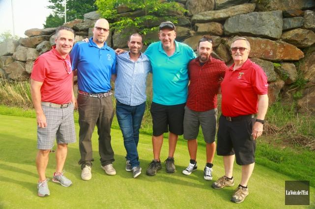 Le directeur général du club de golf Miner,... (Catherine Trudeau, La Voix de l'Est)