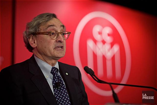Le président de la Caisse de dépôt et... (Archives La Presse, André Pichette)