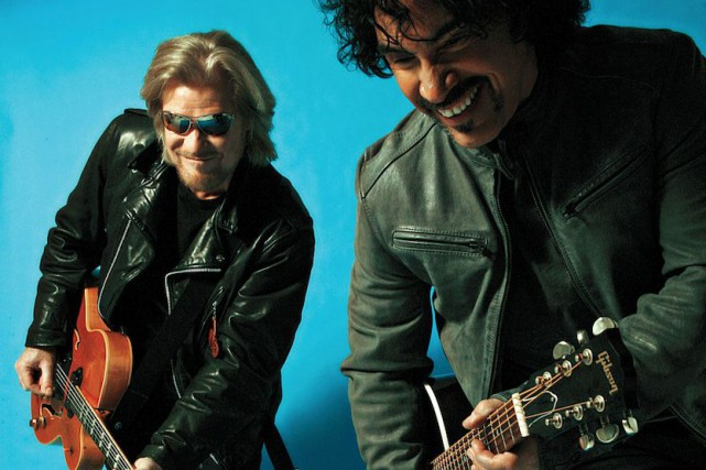 Daryl Hall et John Oatesn'ont jamais cessé de... (Mick Rock)