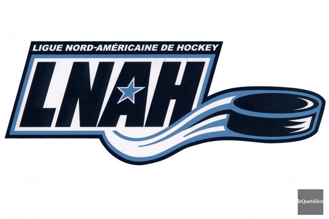 La Ligue nord-américaine de hockey (LNAH) amorcera finalement... (Archives Le Quotidien)