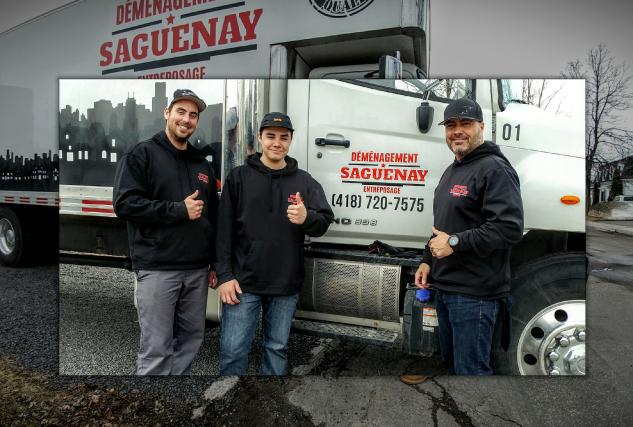 Déménagement Saguenay est une nouvelle entreprise 100% régionale.... (Déménagement Saguenay)