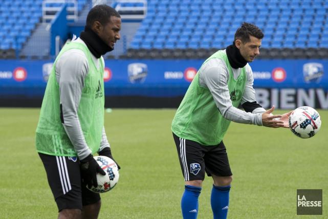 L'Impact sera privé de plusieurs joueurs samedi, dont... (Photo François Roy, archives La Presse)