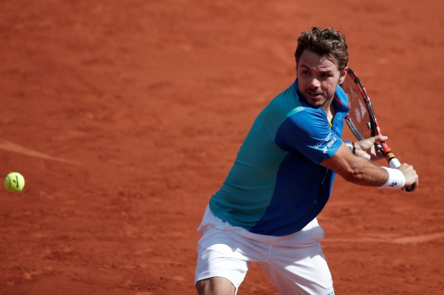 Stanislas Wawrinka... (Photo Benoit Tessier, archives Reuters)