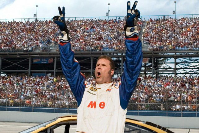 Will Ferrell dans Talladega Nights - The Ballad of Ricky... (Photo fournie par Columbia Pictures)