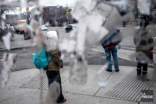 La condition des travailleurs et travailleuses immigrants sanspapiers ou en... (Photo Martin Tremblay, La Presse)