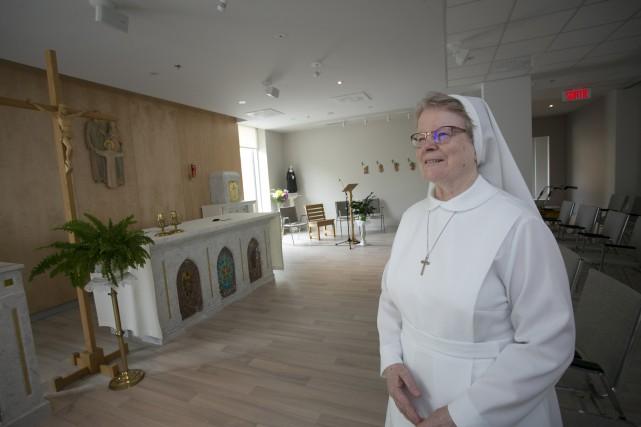 Le nouveau couvent des Petites Soeurs de la... (Spectre Média, René Marquis)