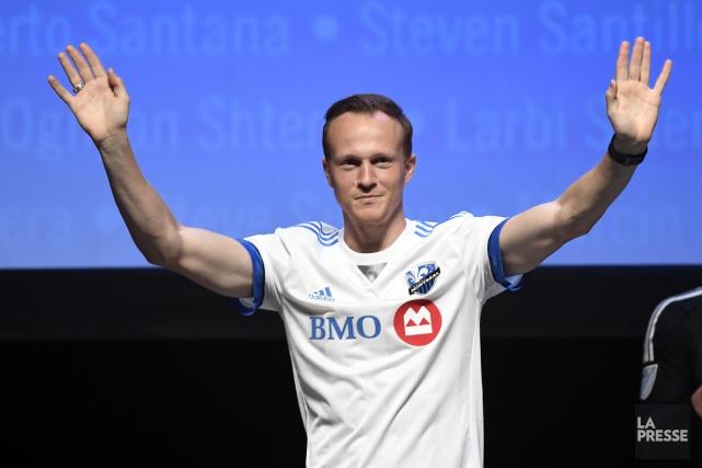 C'est sans Wandrille Lefèvre que l'équipe canadiennedisputera un... (PHOTO BERNARD BRAULT, LA PRESSE)