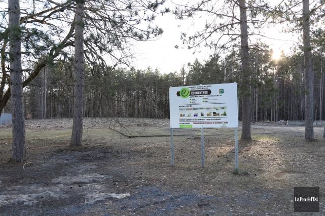 Le conseil municipal de Brigham souhaite construire un... (Christophe Boisseau-Dion, La Voix de l'Est)