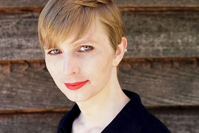 Chelsea Manning a affirmé qu'elle aimerait avoir la... (Archives AFP)
