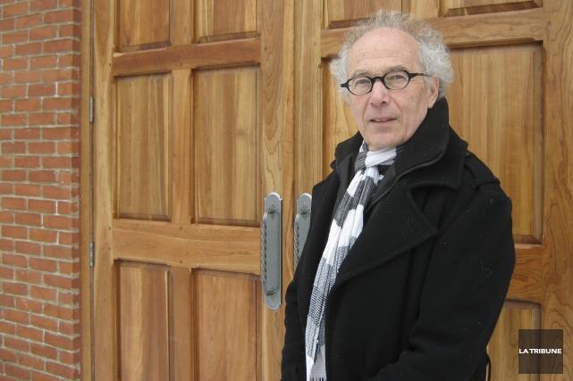 Jean-Pierre Harel est le fondateur de l'Académie de... (La Tribune, Stéphanie Girard)