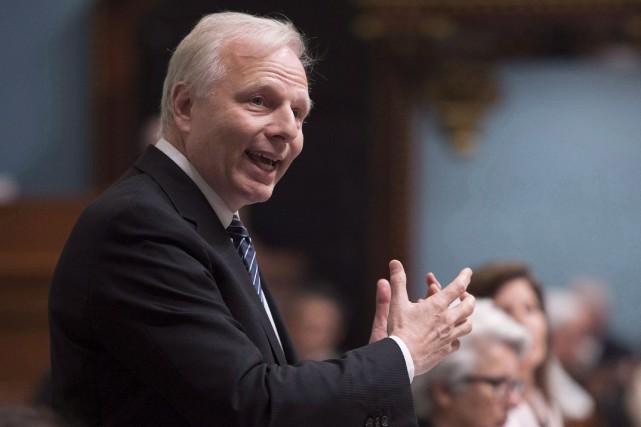 «QS avait une occasion historique de démontrer qu'ils... (Archives La Presse canadienne, Jacques Boissinot)