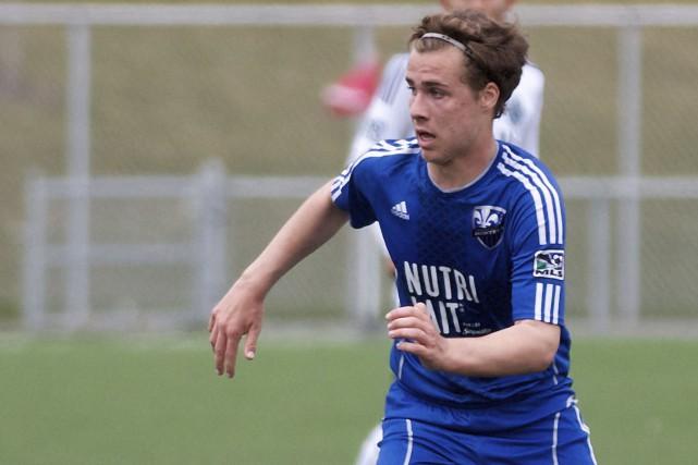 Xavier Laneuville... (Soccer Canada)