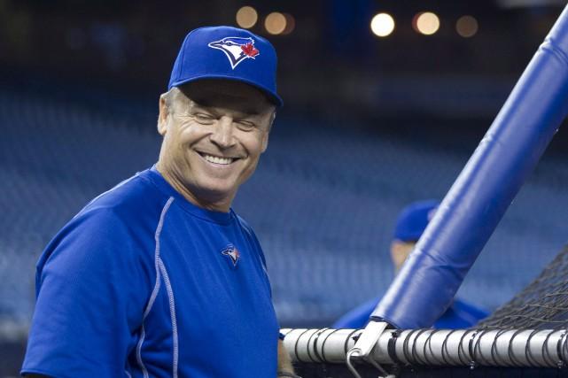 Les Blue Jays avait envoyé un dépisteur évaluer... (Archives La Presse canadienne, Chris Young)