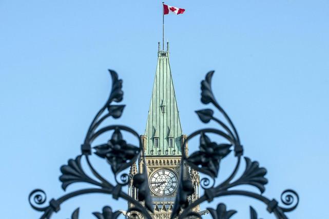 La ministre du Patrimoine canadien, Mélanie Joly, a annoncé samedi un appui... (PHOTO ROGERIO BARBOSA, ARCHIVES AGENCE FRANCE-PRESSE)