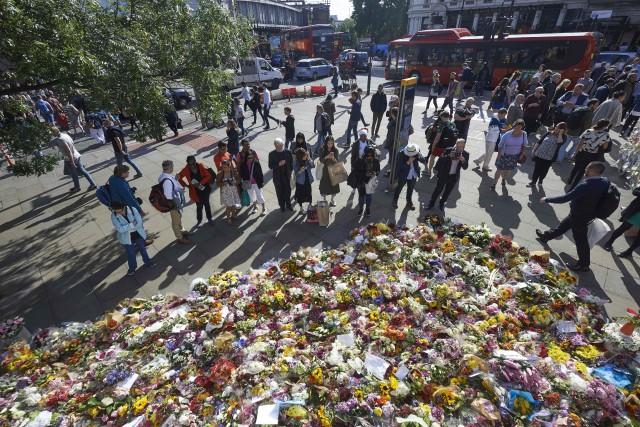 L'attentat du 3 juin à Londres a fait... (AFP, Niklas Halle'n)