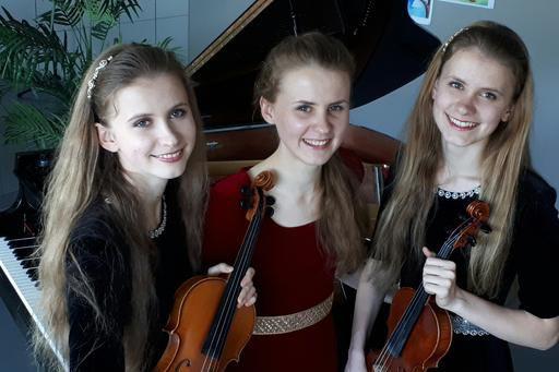 Inna, Yuliya et Margaryta Osypchuk feront la démonstration... (Photo fournie)