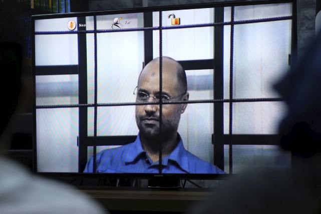 En juin 2011, la Cour pénale internationale lance... (Photo Mahmud Turkia, archives Agence France-Presse)