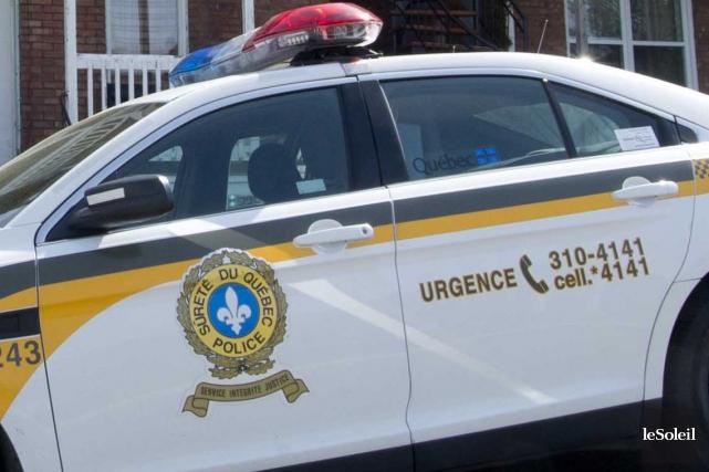 Des perquisitions et des arrestations en lien avec le trafic de stupéfiants ont... (Photothèque Le Soleil)