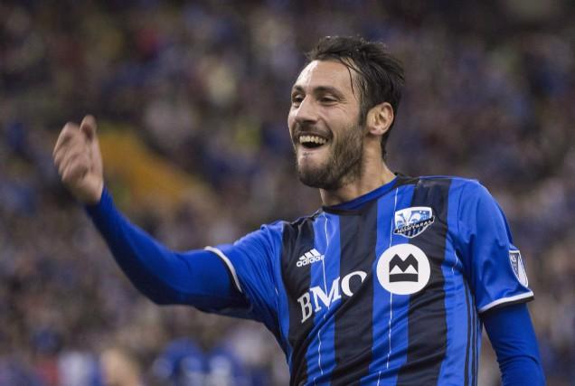 Matteo Mancosu a marqué à la 82eminute.... (Photo Graham Hughes, archives La Presse canadienne)