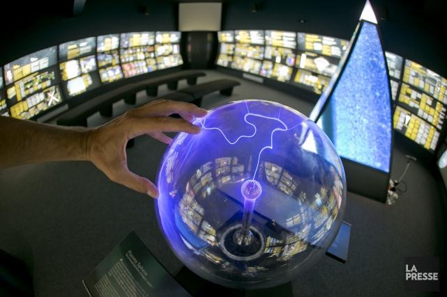 Au nombre des musées, il y a la... (Photo David Boily, La Presse)