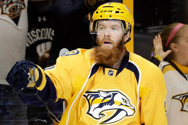 Ryan Ellis... (PHOTO MARK HUMPHREYS, ARCHIVES ASSOCIATED PRESS)