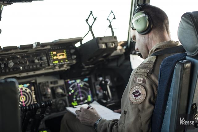 Quelques unités militaires basées au Québec sont entièrement... (PHOTO EDOUARD PLANTE-FRÉCHETTE, La Presse)