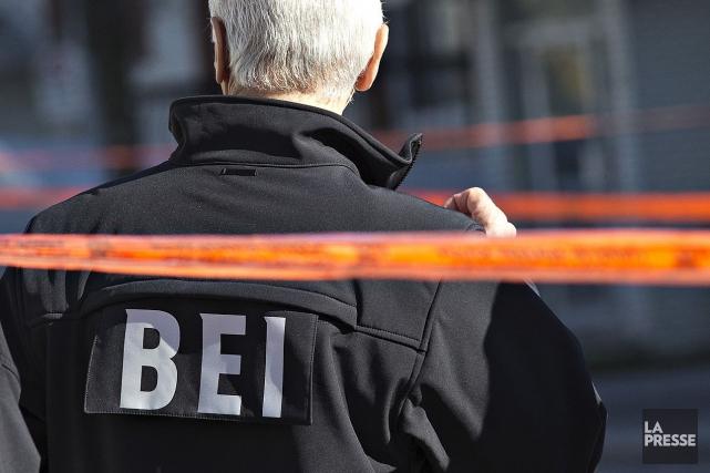 Le Bureau des enquêtes indépendantesa envoyé une équipe... (Archives La Presse)